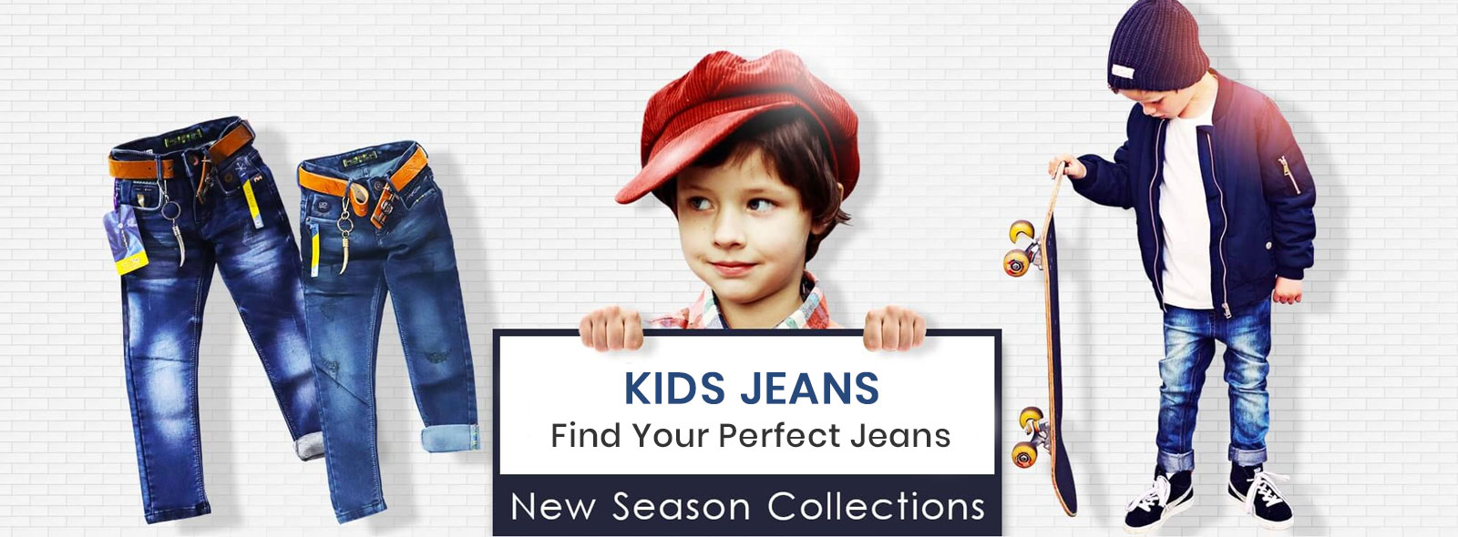 Kids Jeans Manufacturers in Delhi